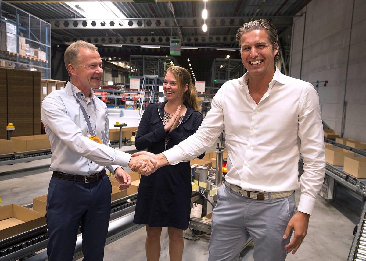 Rensa vitaalste bedrijf Gelderland