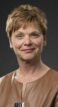 Anja Kanters, Donkergroen