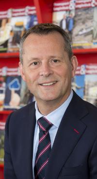 Arthur van Dijk, voorzitter van TLN