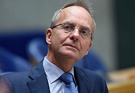 minister Henk Kamp
