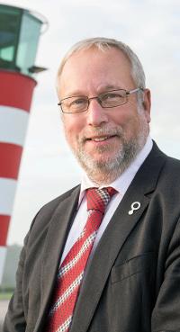 Jop Fackeldey, wethouder Lelystad