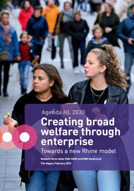 Doing Business to create Broad Welfare