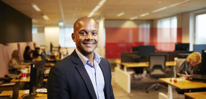 Bij PwC was er al wel werk gemaakt van diversiteit, merkte Terence Guiamo toen hij er begon. Maar als je wel kandidaten binnenhaalt met een diverse achtergrond en ze vervolgens vertrekken, gaat er toch iets mis