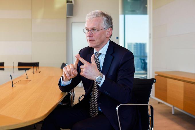 'Verdeeldheid zaaien en bedrijven in een verdomhoekje zetten is niet de manier om sterker te worden', stelt Frans van Houten. 'Ik hoop dat de samenleving zegt: we zijn trots op het bedrijfsleven'