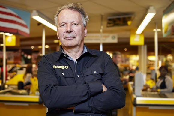 Supermarkteigenaar Kees Vlaanderen kent geen genade voor winkeldieven