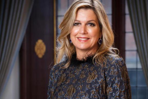 Koningin Máxima spreekt steun uit voor mkb-ondernemers