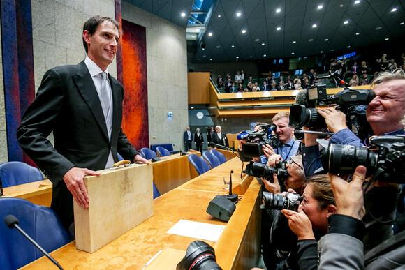 Reactie MKB-Nederland op Miljoenennota: 'Is dit alles?'