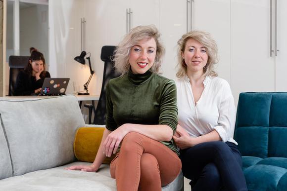 Jasmijn en Lyla Kok: deze tweeling runt een familiebedrijf