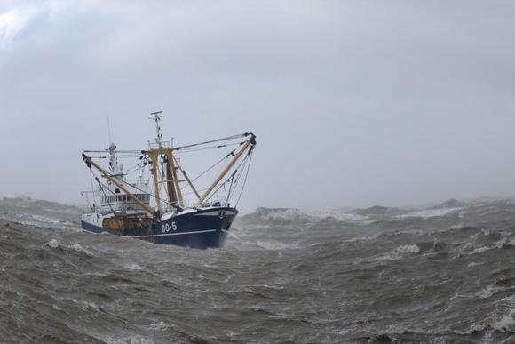 Hoe de Noordzee te vol werd voor de Nederlandse visserij