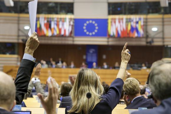 Europese verkiezingen europarlement