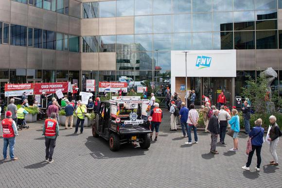 Ondernemers respecteren uitstel stemming FNV over uitwerking Pensioenakkoord