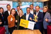 Perspectief uitgeroepen tot Het Vitaalste Bedrijf van Nederland
