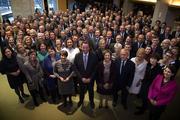 Ambassadeursconferentie 2016 groepsfoto