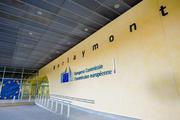 Berlaymont Entrance