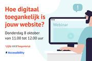 Hoe digitaal toegankelijk is jouw website?
