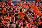 Oranje supporters