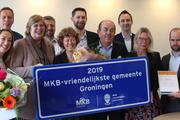 Stadskanaal MKB-Vriendelijkste gemeente provincie Groningen