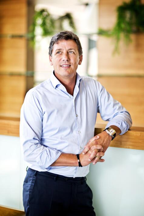 Jacco Vonhof, voorzitter MKB-Nederland