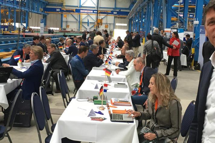 Duitsers doen graag zaken met Nederlandse ondernemers