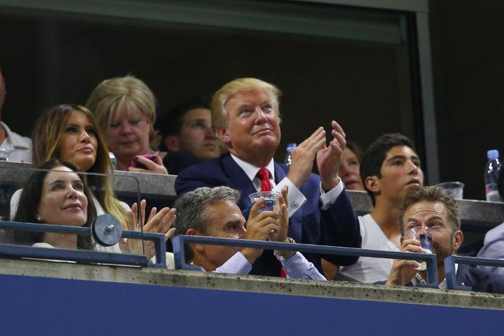 Amerika heeft een supporter in het Witte Huis (of nou ja, had)