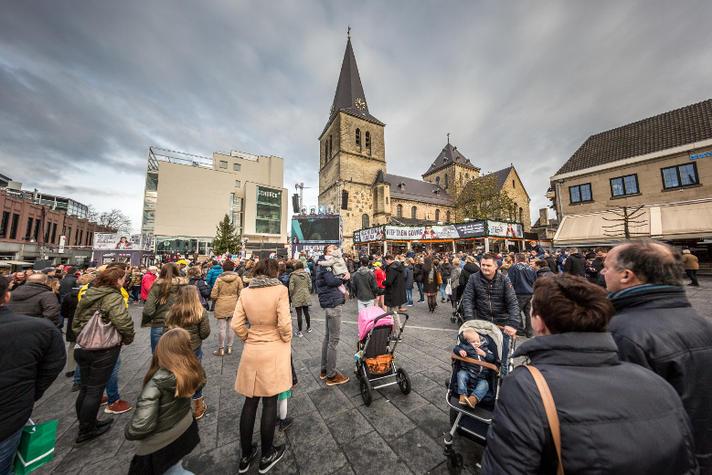 Zo kan het ook: de wederopstandig van 'drugsstad' Heerlen