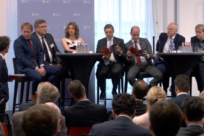 NL Next Level - de lancering met enthousiaste politici
