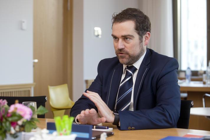 Interview Klaas Dijkhoff