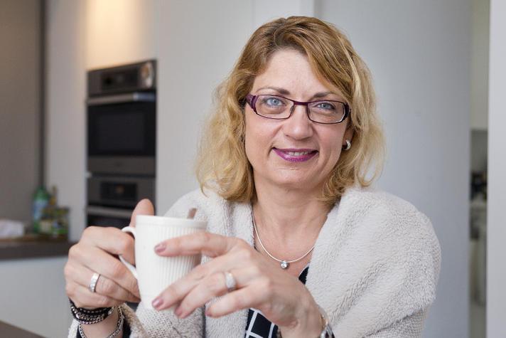 Tatjana Romanyk: 'Als ik iets goed kan, wil ik excelleren'