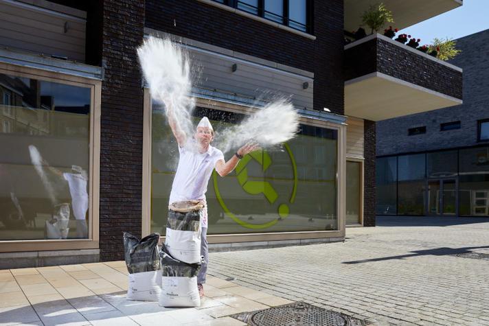 Deze bakker strijdt tegen leegstand in de Limburgse winkelstraat