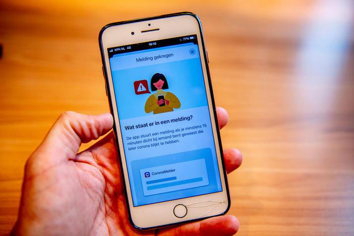 Nieuwe Corona-app handig, maar advisering moet niet leiden tot onnodige uitval