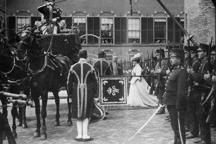 Terug naar 1814: de geschiedenis van Prinsjesdag