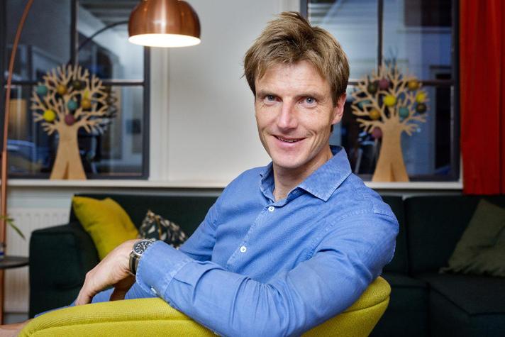 Drees Peter van den Bosch (BeeBox) interview