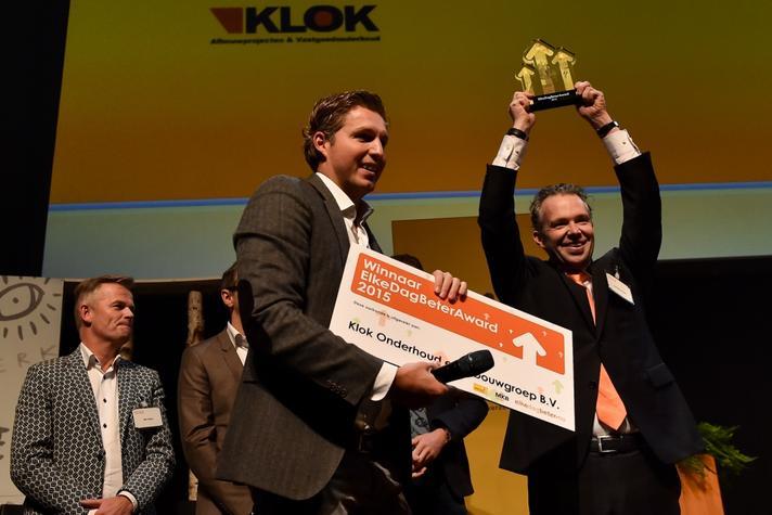 Onderhoudsbedrijf Klok uit Assen vitaalste bedrijf van Nederland