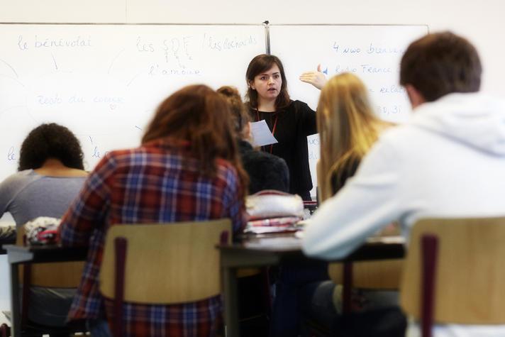 Eindelijk een docent die het bedrijfsleven kent?