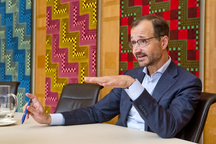 Minister Eric Wiebes: 'Klimaatakkoord is zeer te dragen, ook voor industrie'