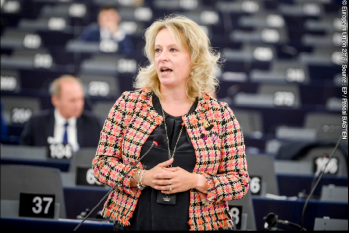 Esther de Lange: 'Eerst rommelhypotheken en zombiebanken aanpakken'