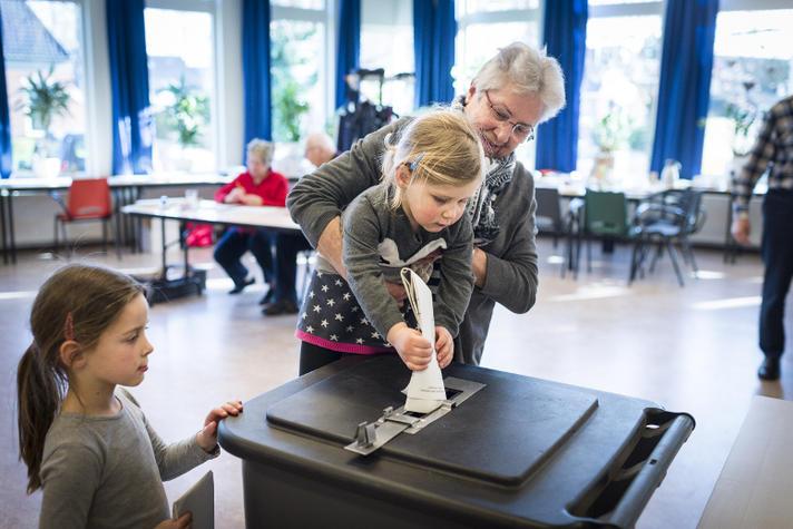 Europese verkiezingen: ga jíj stemmen 23 mei?