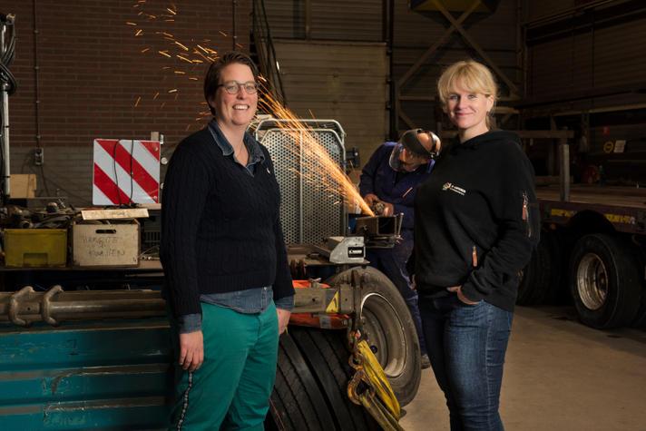 3 zussen in het familiebedrijf: 'Het kan flink knetteren tussen ons'