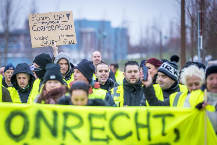 Ondernemers over gele hesjes Nederland: 'Ik snap de onvrede'