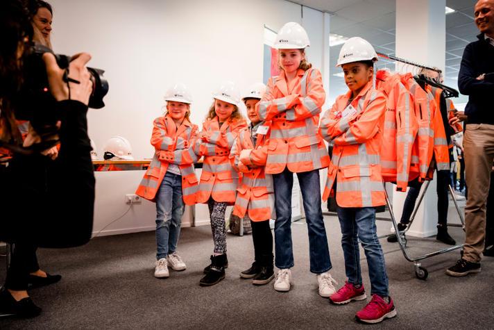 Girlsday: zo zorgt Bouwend Nederland voor meer vrouwen in de bouw