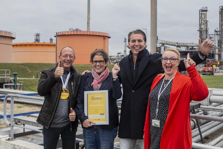 Zeeland Refinery is Het Vitaalste Bedrijf van Zeeland