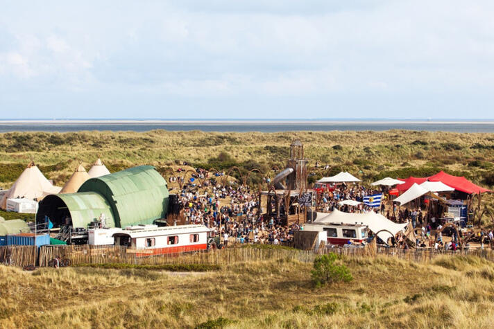 Innofest maakt festivalbezoeker tot proefkonijn voor startups