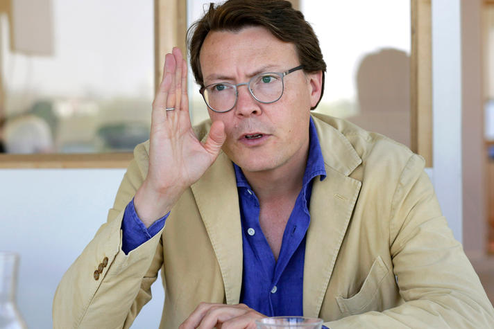 Constantijn van Oranje: 'Nederland is nog geen Silicon Valley'