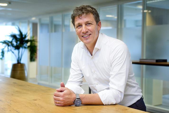 Rasondernemer Jacco Vonhof nieuwe voorzitter MKB-Nederland