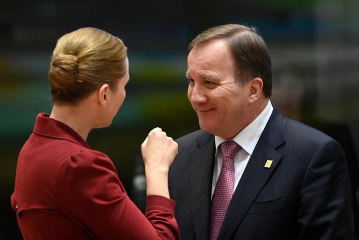Kappers open, horeca open: Zweden en Denemarken durven het wel