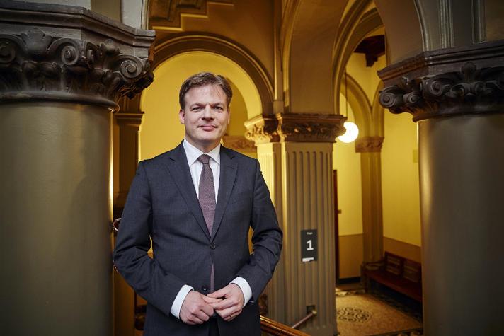 Pieter Omtzigt: 'Brexit leeft te weinig in Nederland'