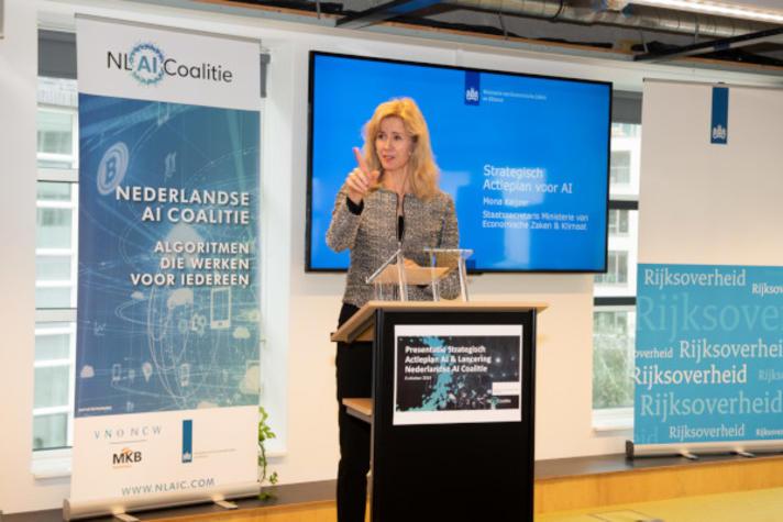 65 partners lanceren Nederlandse AI Coalitie
