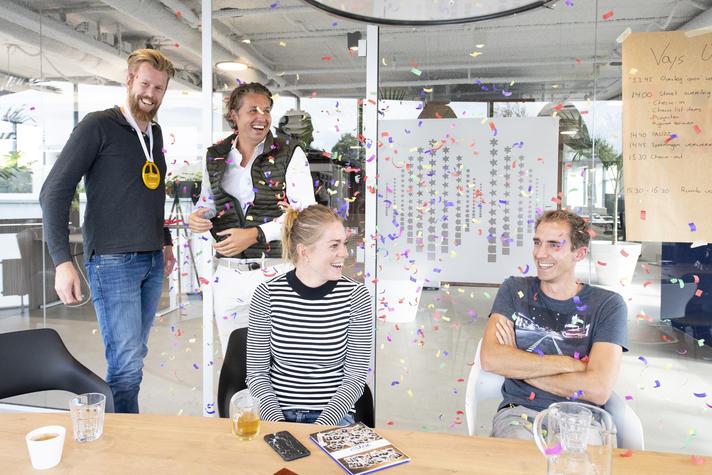 Voys is Het Vitaalste Bedrijf van Groningen