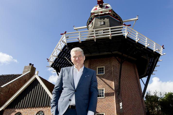 Tóch koos William Moorlag voor de Haagse politiek