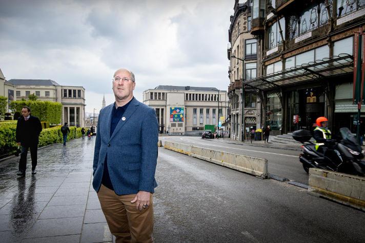 Wim Mijs over de EU: 'Geen zelfvernietigingsdrang graag'